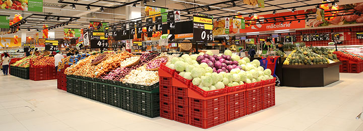 Despre grup Carrefour