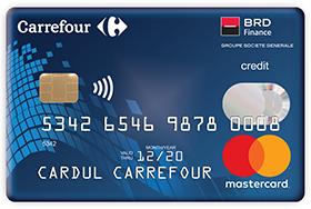 Aplica pentru un card de credit