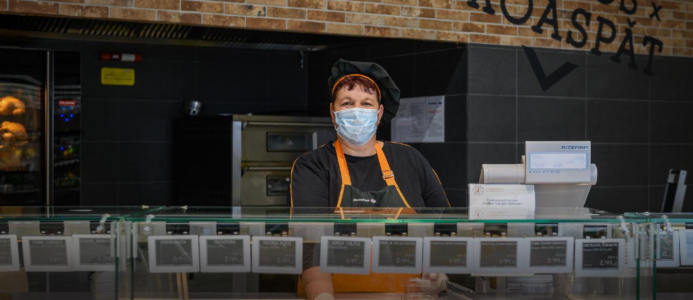 Manager Raion Gastronomie Hipermarket
