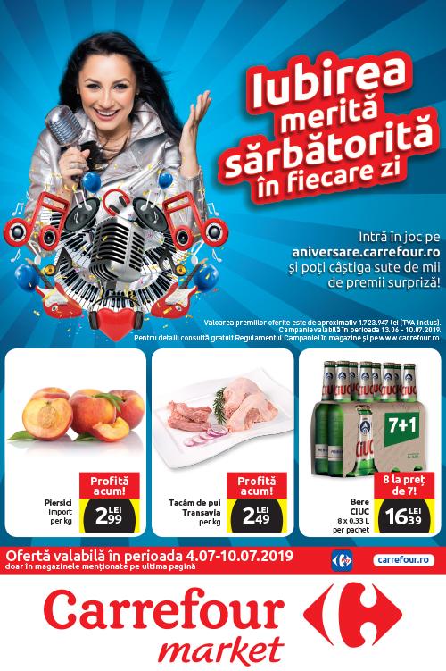 Cataloage Carrefour