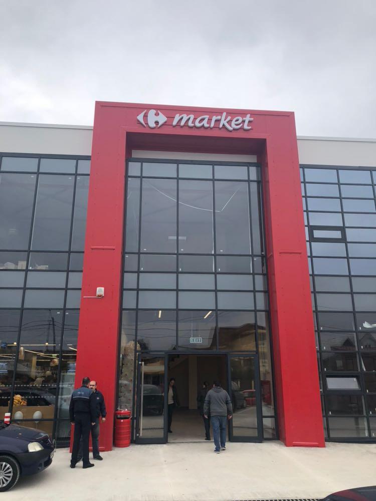 Grupul Carrefour deschide primul supermarket din Valea Calugareasca, Market Valea Calugareasca