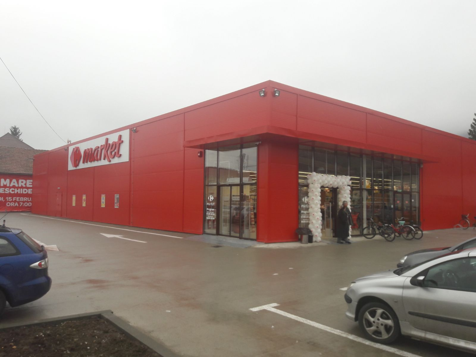 Carrefour deschide un nou supermarket Market în județul Arad  și al 233-lea la nivel național