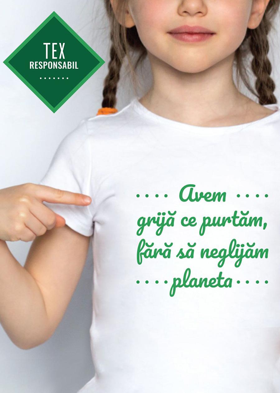 Carrefour lansează TEX Responsabil, o inițiativă pentru modă sustenabilă, creată din respect pentru natură
