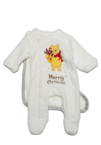 Carrefour Romania   Pijama Crăciun 3 piese bebe Winnie 3 36 luni Colecție  Nouă - Pijamale si salopete baieti - Lenjerie baieti - Bebelusi - TEX 37922588f224