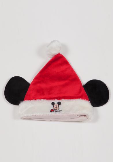 Carrefour Romania   Căciulă motiv Crăciun 0 24 luni Mickey - Caciuli,  sepci, palarii baieti - Accesorii baieti - Bebelusi - TEX b01aabde762