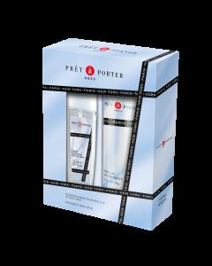 Set cadou Pret-a-Porter Original, Femei: Deodorant natural spray 75 ml + Deodorant spray 200 ml