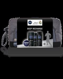 Set cadou Nivea Men Deep Recharge