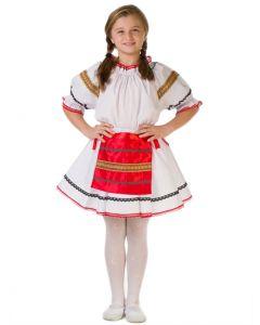Costum national popular Ana   130 cm (6-7 ani)
