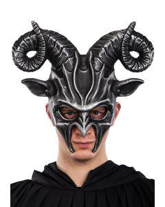 Masca animal demonic Bafomet