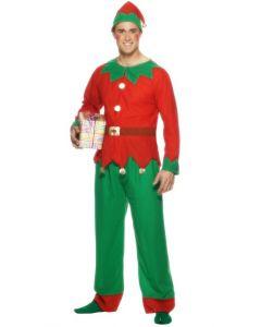 Costum elf de Craciun   M