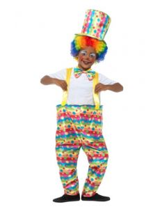Costum clown copii   130 cm (6-7 ani)