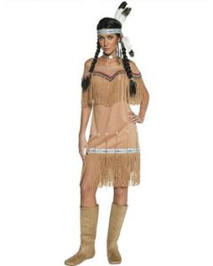 Costum indian western   L