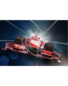 Tablou DualView Startonight Formula 1, luminos in intuneric, 80 x 120 cm