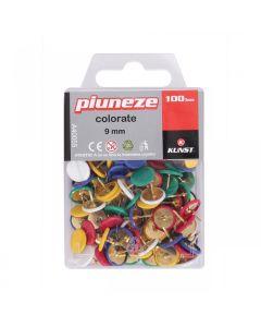 Piuneze colorate 9 mm -kunst