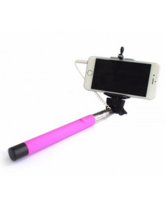 Selfie Stick Tellur - Model Z07-5 Plus - Roz