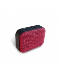 Boxa portabila Bluetooth Tellur Callisto, Intrare AUX, Slot card MicroSD, Radio FM, Microfon, Rosu