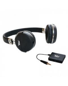 Casti Bluetooth Tellur, Morpheus Zeal, pentru TV, Smartphone, Multipoint