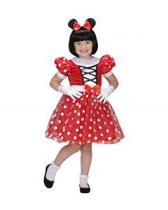 Costum Minnie 1-3 Ani