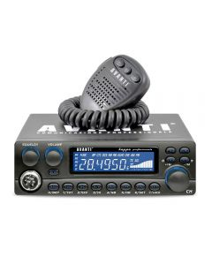 Statie radio CB Avanti Kappa 4,  putere 4W, tehnologie SMD