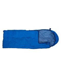 Sac de Dormit Zelten tip mumie (185+30)x70 cm, Albastru