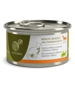 Conserva EQUILIBRIA Cat - 100% carne de CAL - 85 gr