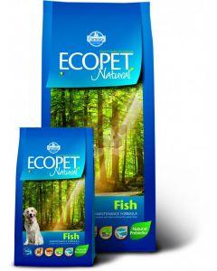 Ecopet Natural Fish Maxi 12 kg