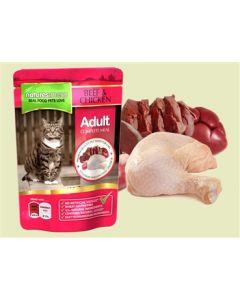 Natures Menu Cat Beef/Chicken 100 gr