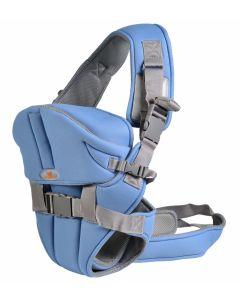 Marsupiu 6 pozitii Carry Go 2 Light Blue
