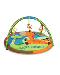 Centru de activitati Playmat Raffy Giraffe