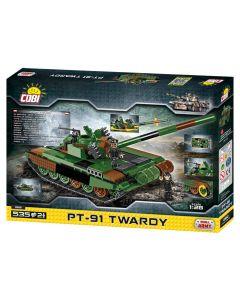 Set de construit Cobi, Small Army, Tanc PT-91 Twardy (535pcs)