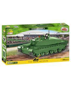 Set de constructie Cobi, Small Army, tanc Challenger II (625pcs)
