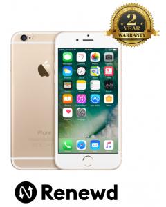 Telefon mobil Apple IPhone 6 64GB Gold Renewd