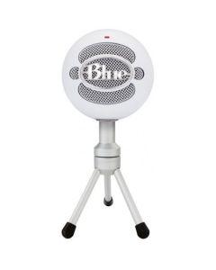 Microfon USB Certificat Pentru Skype - Blue Microphones Snowball iCE