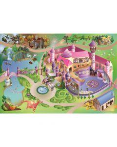 Covoras de Joaca Connect Antiderapant - Castel Princess