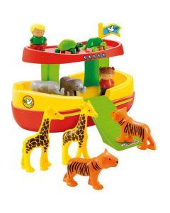 Set Constructii Abrick Arca lui Noe