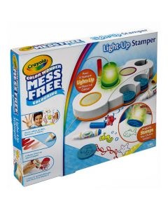 Set Stampile cu Lumini Color Wonder Light Up Stamper