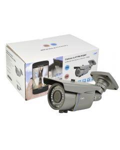 Camera supraveghere video PNI IP2MP 1080P cu IP varifocala 2.8 - 12 mm de exterior