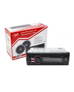Radio MP3 player auto PNI Clementine 8440 4x45w 1 DIN cu SD, USB, AUX, RCA