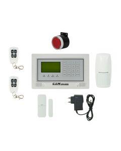 Sistem de alarma wireless PNI Safe House PG350 comunicator GSM 2G