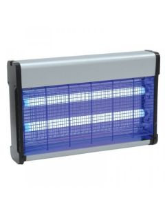 Aparat anti tantari -muste-inecte zburatoare cu ultraviolete DESCON LZ30 tip lampa, 2x15 W