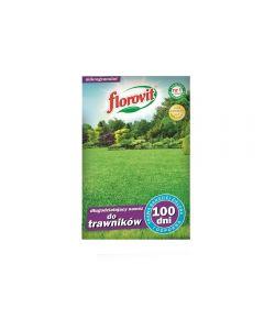 Ingrasamant specializat granulat Florovit pentru gazon cu efect prelungit 100zile 4kg