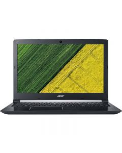 Laptop Acer 15.6'' Aspire 5 A515-51G, FHD, Intel Core i3-8130U, 4GB DDR4, 256GB SSD, GeForce MX130 2GB, Linux, Obsidian Black