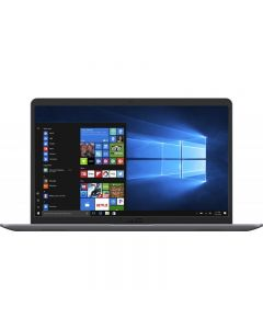 Ultrabook ASUS 15.6'' VivoBook S15 S510UN, FHD, i7-8550U, 8GB DDR4, 1TB, GeForce MX150 2GB, Endless OS, Gray Metal