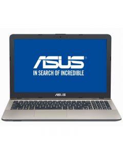Laptop ASUS 15.6'' VivoBook X541UA, HD, Procesor Intel Core i3-7100U, 4GB DDR4, 500GB, GMA HD 620, Endless OS, Chocolate Black