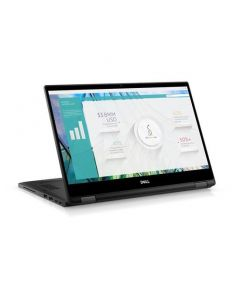 "Laptop Dell Latitude 2 in 1 7389, 13.3"" FHD Touch, Core i7-7600U, HD Graphics 620, 16GB, 1TB SSD, 10 Pro"