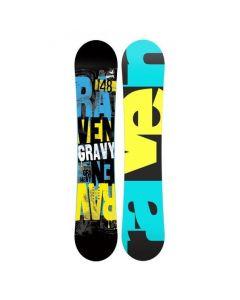 Placa Snowboard Raven Gravy Multicolor 152 W