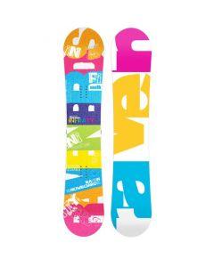 Placa Snowboard Raven Infinity Multicolor 141