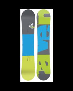Placa Snowboard Raven Solid Multicolor 155