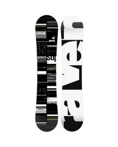 Placa Snowboard Raven Supreme Multicolor 151