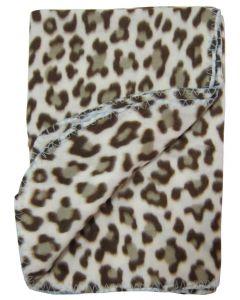 Patura polar imprimata, PPB05 leopard/maro, Primii Pasi